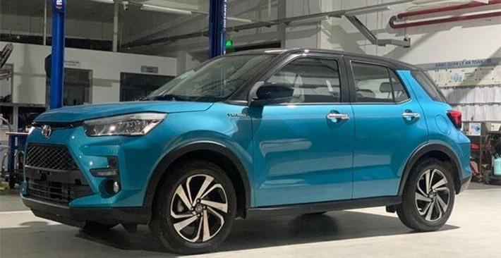 Giá Toyota Raize 2021 mới nhất kèm nhiều ưu đãi - Toyota Bắc Giang