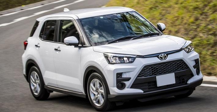 Xe Toyota Raize sắp về Việt Nam