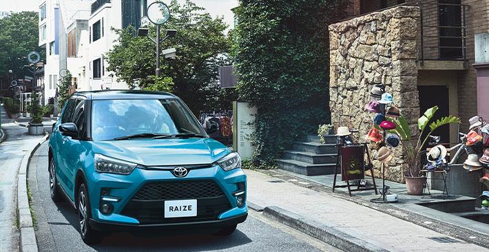 Toyota Raize – Mẫu xe Crossover cỡ B giá rẻ