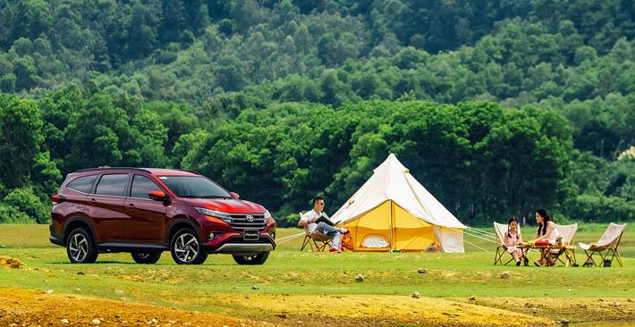 Toyota Rush: Chinh phục khách hàng Việt