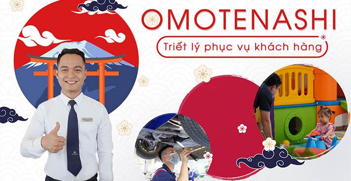 Toyota Bắc Giang kinh doanh khác biệt với triết lý 'khách hàng là số 1'