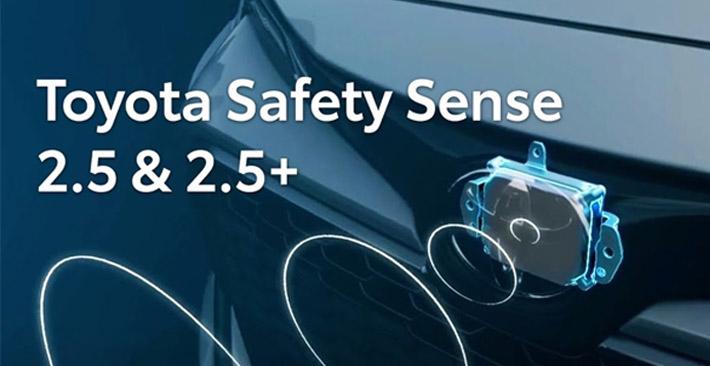 Toyota Safety Sense: Tiêu chuẩn về An toàn