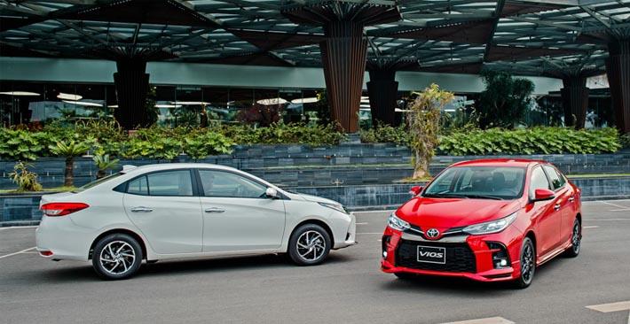 Tại sao Toyota Vios lại là chiếc xe quốc dân hiện nay?