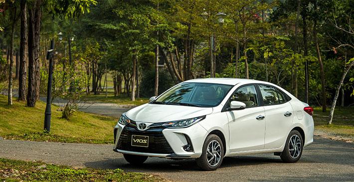 Đánh giá chi tiết xe Toyota Vios 1.5G tại Toyota Bắc Giang