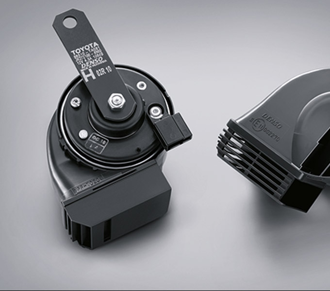 Còi xe cao cấp (2 chiếc/Bộ)